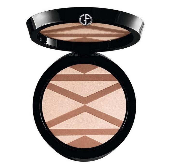 Сепия: весенне-летняя коллекция макияжа Giorgio Armani Sepia Makeup 2016