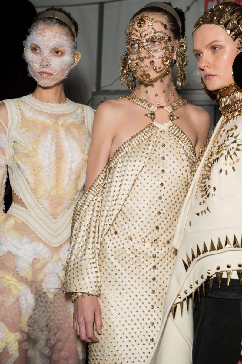Givenchy весна/лето 2016