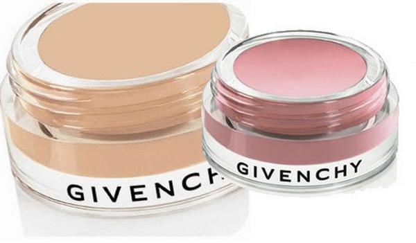 Первый взгляд на весенне-летний макияжа от Givenchy