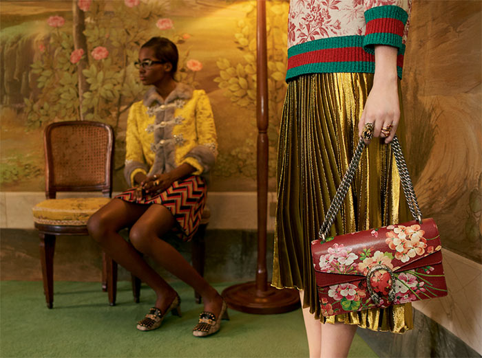 successful brand leadership gucci Founded in florence in 1921, gucci is one of the world's leading luxury fashion brands at the beginning of 2015, gucci embarked on the next chapter.