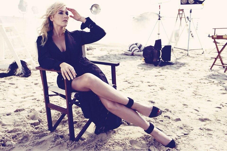 Фотошоп или реальность: Кейт Уинслет сильно похудела