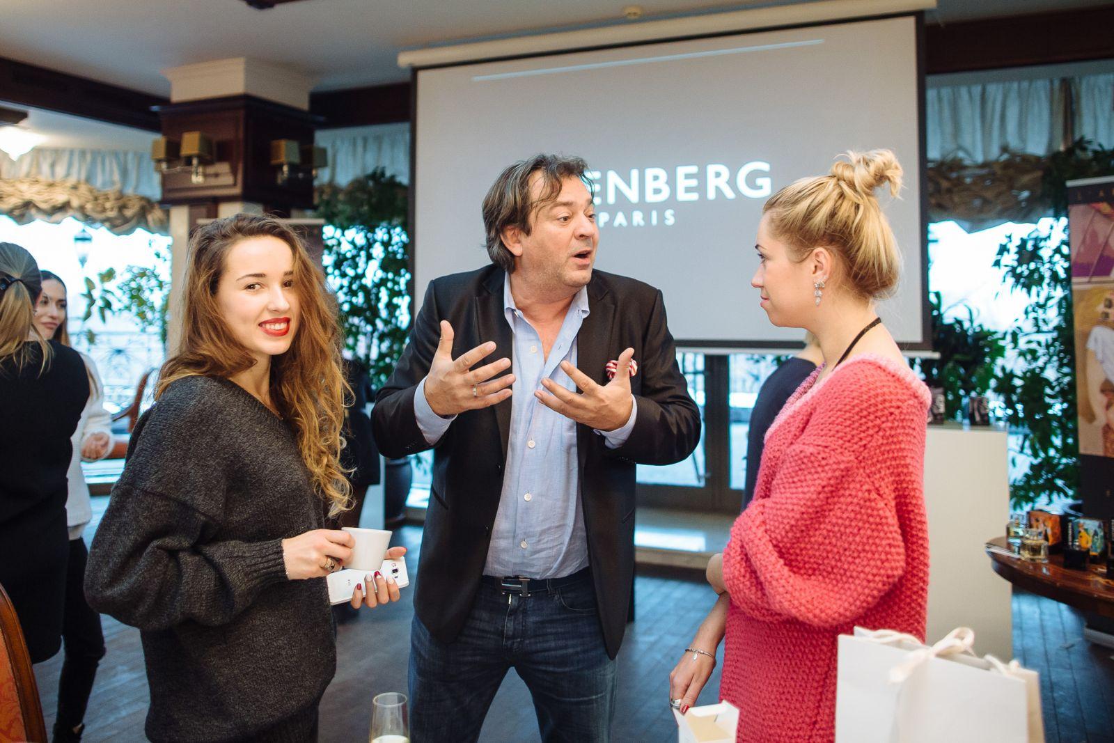Из Монако с любовью: презентация бренда Eisenberg в Киеве