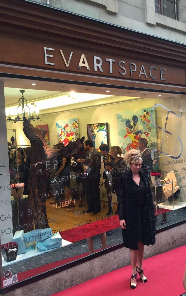 Наши в Швейцарии: в Женеве открылся concept store бренда ALONOVA