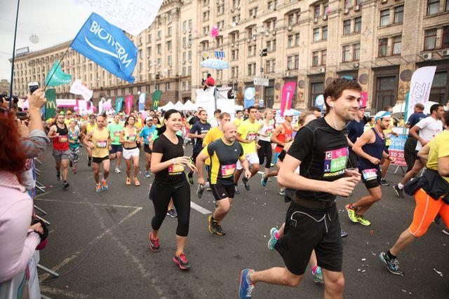 Пробег во имя красоты Biotherm Marathon Run: яркий фотоотчет