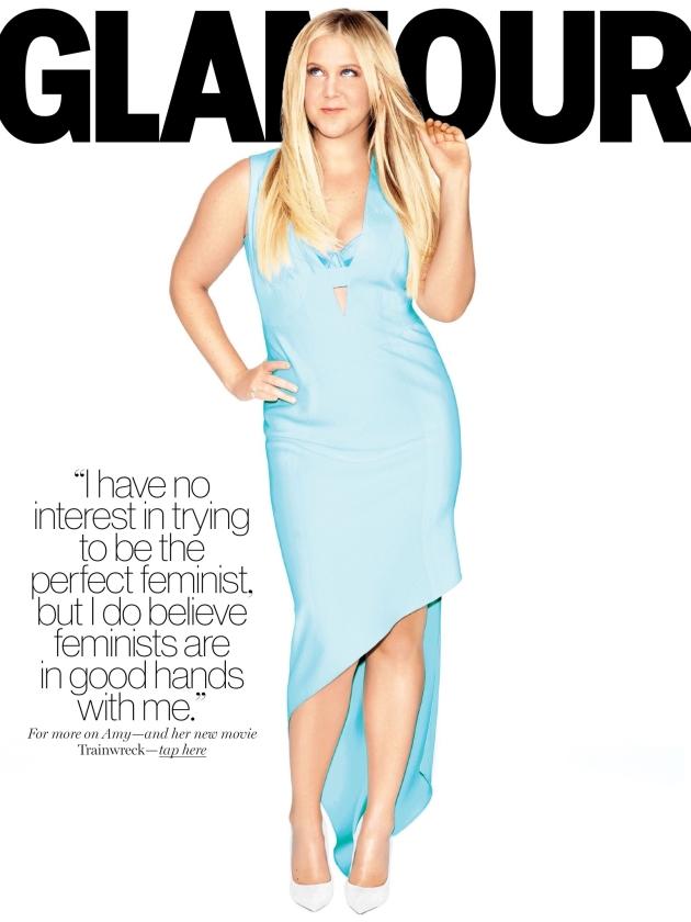 Слово ответчику: американский Glamour ответил обиженной званием plus-size Эми Шумер