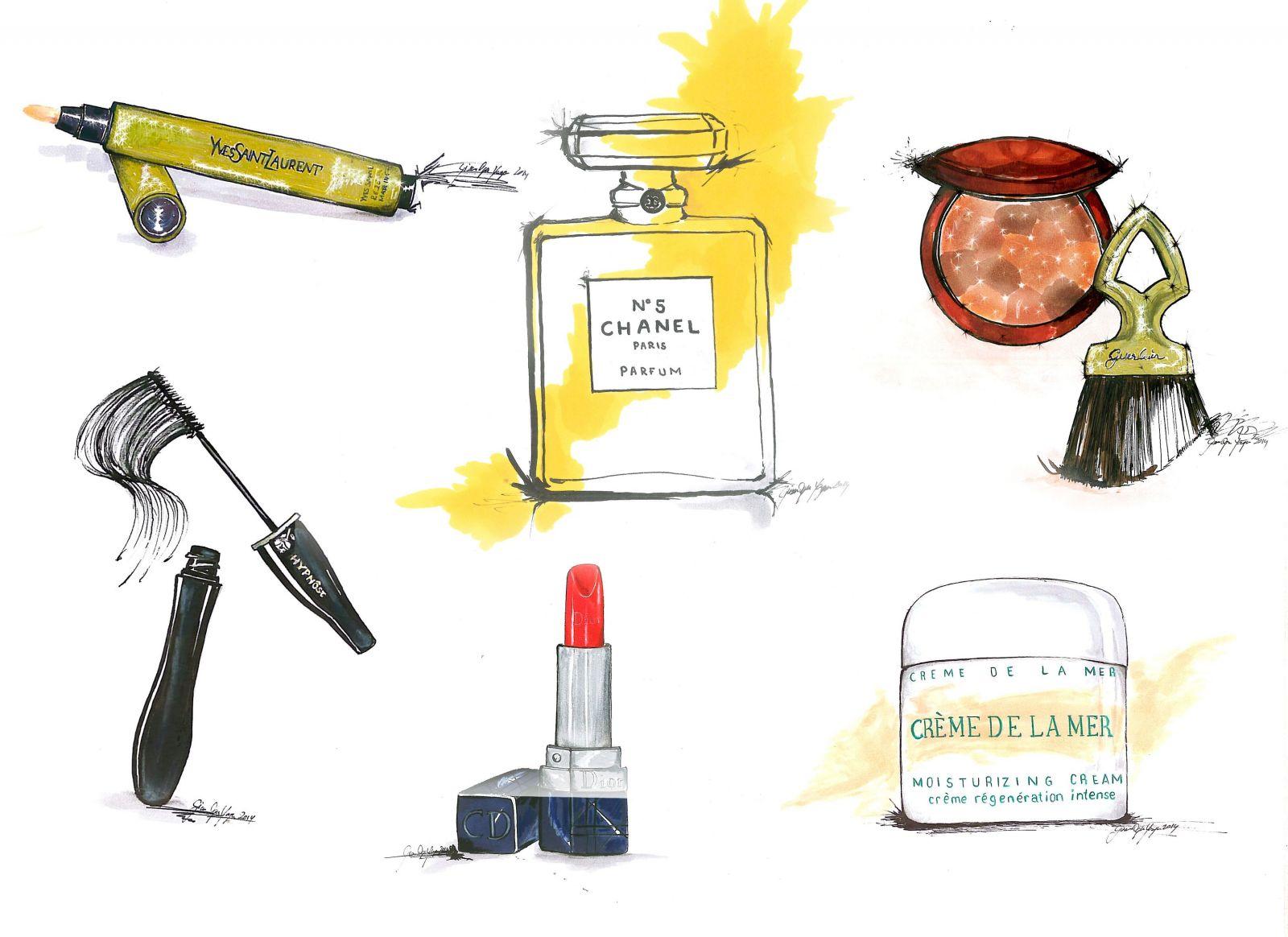 Не желая ничего: 10 причин почистить косметичку