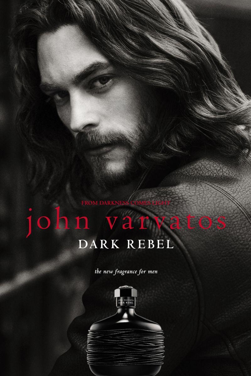 В темноте рождается свет: новый аромат для бунтаря - Dark Rebel от John Varvatos