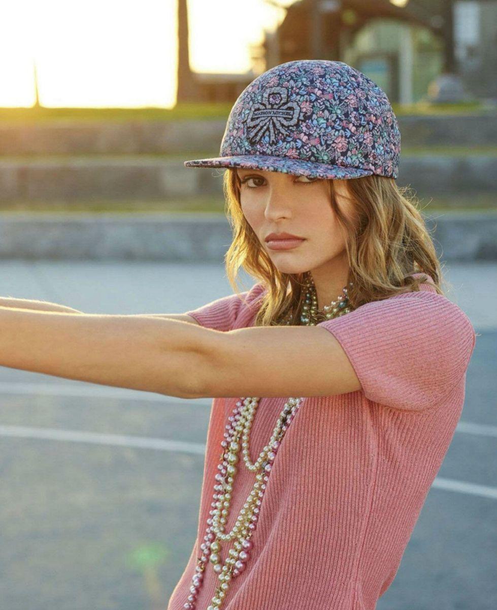 Лили-Роуз Депп снялась в ярком образе для французского глянца (ФОТО)