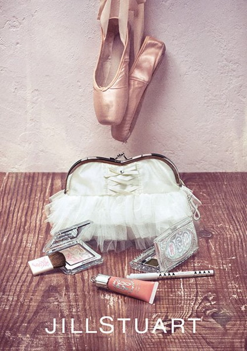 Прима-Балерина: рождественская коллекция макияжа Jill Stuart