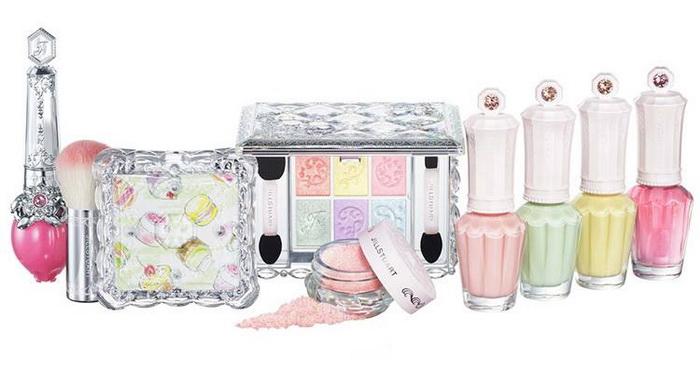 Завтрак принцессы: коллекция макияжа Sweets Couture весна 2017 от Jill Stuart