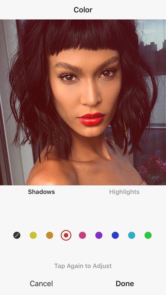Маленькие секреты: простой трюк, который сделает ваши селфи в Instagram еще красивее