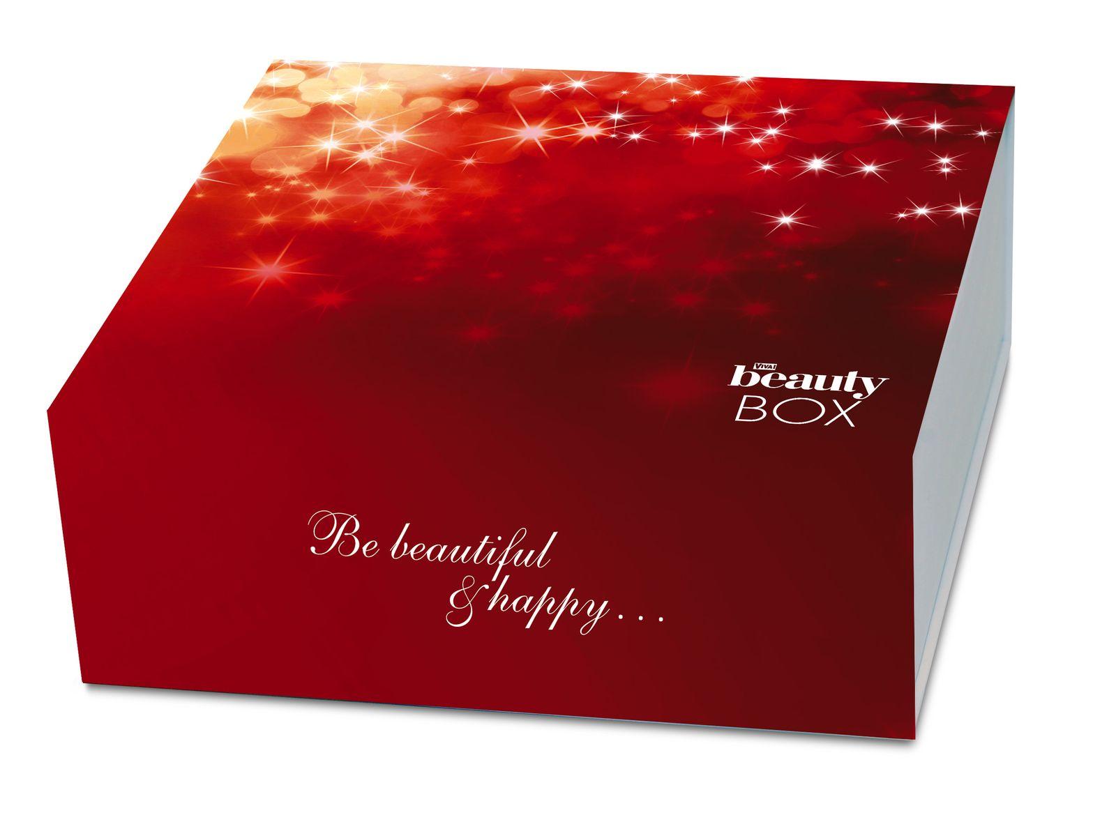Время сюрпризов: что вас ждет в Новогоднем Viva! Beauty Box?