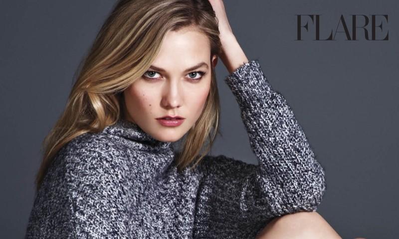 Красавица Карли Клосс дает советы как стать топ-моделью