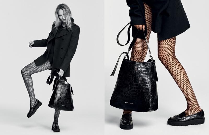 От ушей: Наташа Поли хвастается роскошными ногами в новой фотосессии