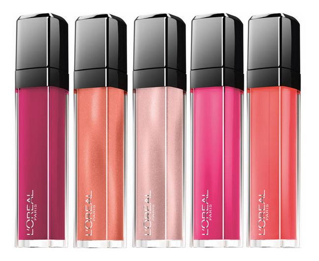 Красота и уход: новая коллекция блесков для губ с гиалуроновой кислотой