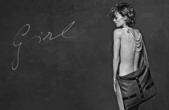 Три женщины - три сумки: Кристен Стюарт, Ванесса Паради в рекламе Chanel