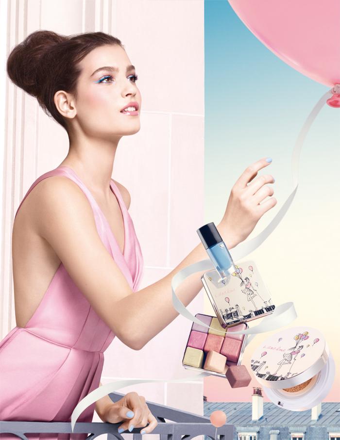 весенняя коллекция Lancome Makeup Collection 2016