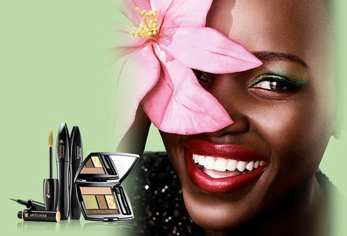 Зеркало души: весенняя коллекция для макияжа глаз Parisian Pop от Lancome