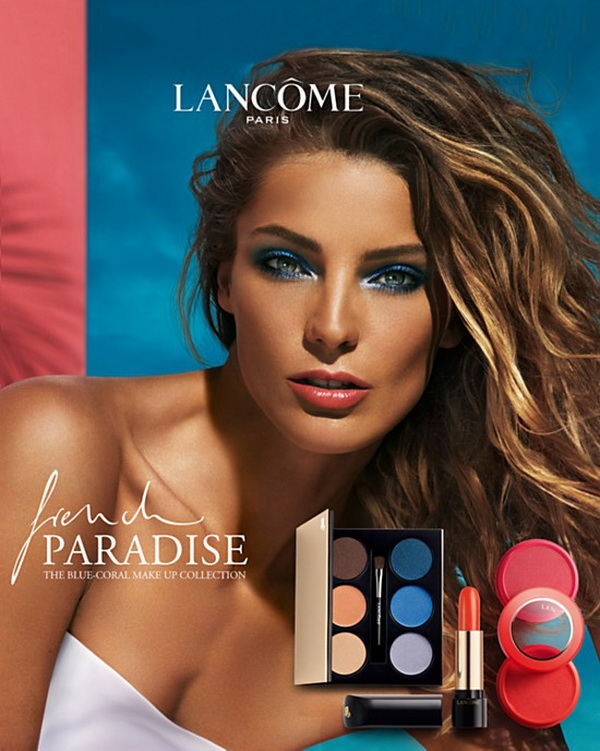 Lancome French Paradise Collection лето 2015