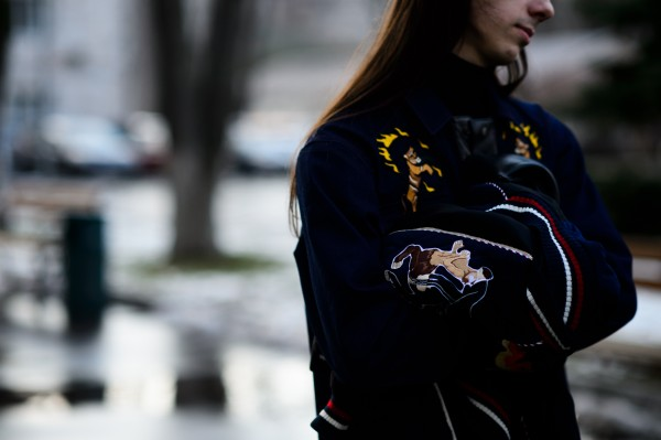 38 Ukrainian Fashion Week street style фото