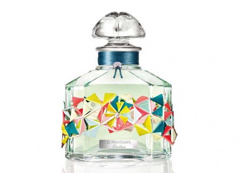Guerlain представил четыре новых аромата (ФОТО)