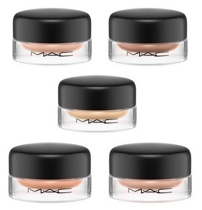 Очи черные: новая коллекция для макияжа глаз Fluidity Collection Holiday 2015 от MAC