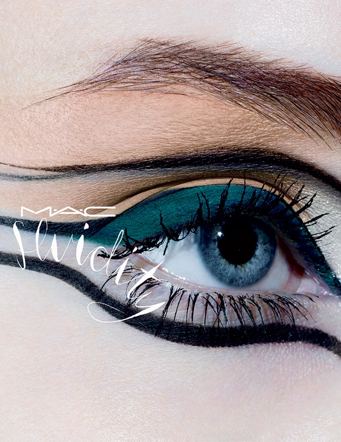 новая коллекция для макияжа глаз Fluidity Collection Holiday 2015 от MAC