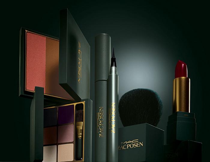 Мода и красота: MAC представили коллекцию макияжа, созданную с Заком Позеном