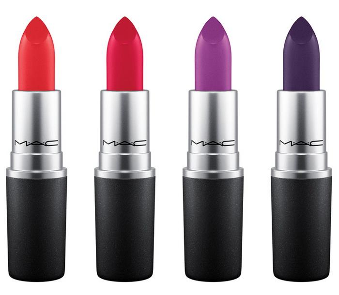 Ярче дозволенного: новая коллекция для макияжа губ Blue Nectar от MAC