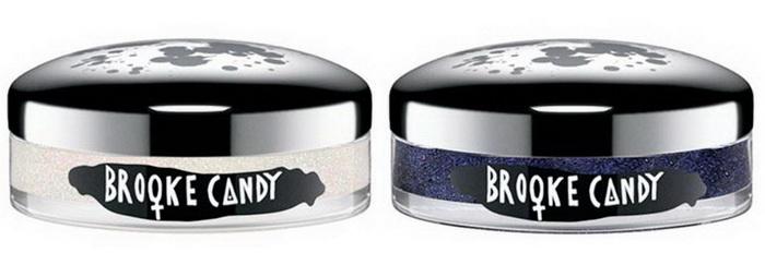 Готика, гламур и музыка: новая коллекция MAC Brooke Candy, созданная с певицей Брук Кенди