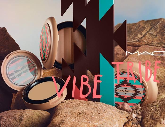 Золото инков: новая летняя коллекция косметики и аксессуаров Vibe Tribe от MAC