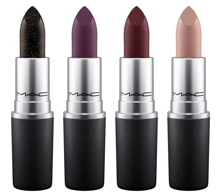 MAC представил зимнюю коллекцию макияжа Dark Desires: обзор+фото