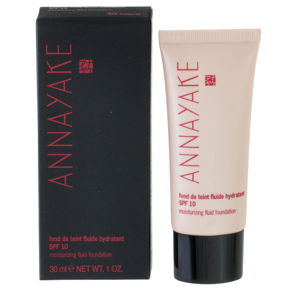 Annayake Matifying Fluid Foundation SPF10