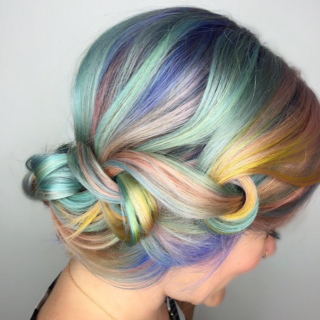 Цвет единорога