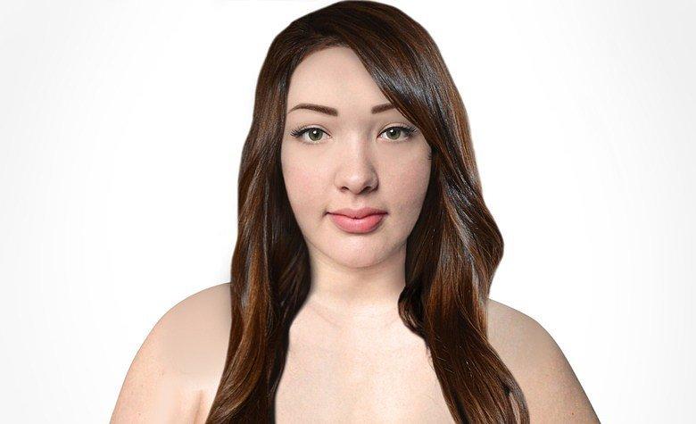 Сделай мне красиво: плюс-сайз модель попросила ретушеров из разных стран отфотошопить ее фото
