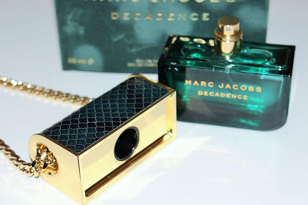 Импульсивная роcкошь: новый женский аромат Decadence от Marc Jacobs