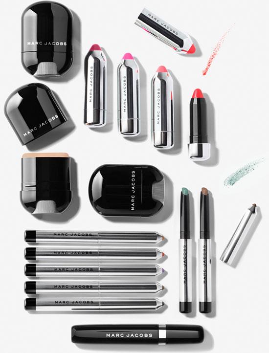 коллекция макияжа марк джейкобс 2014