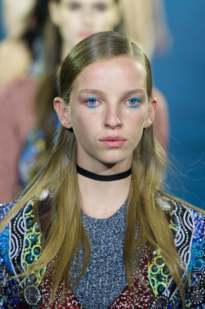 главные бьюти-тренды Недель моды весна-лето 2016