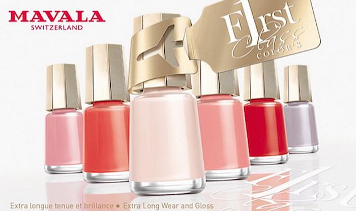 Приоритетная посадка: новая коллекция лаков для ногтей First Class от Mavala