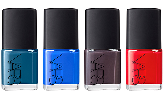 NARS Nail Polish Collection Summer 2014