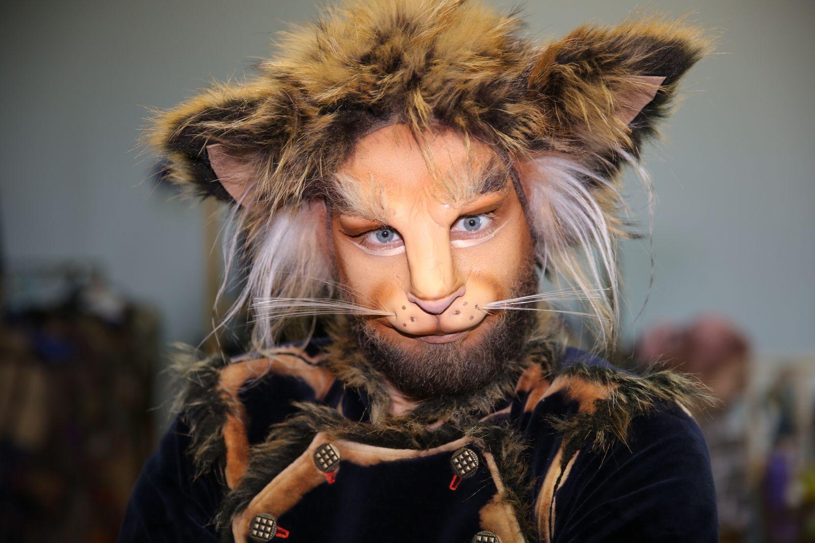 """Лучше макияжа только грим: художник по гриму шоу """"Вартові мрій"""" открывает авторскую мастерскую"""