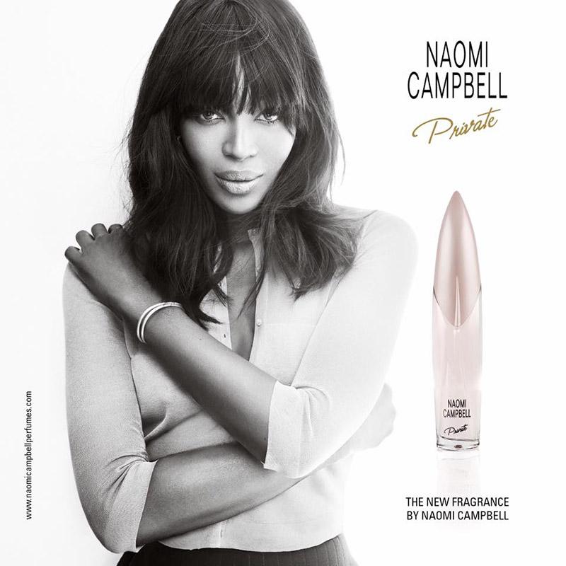 Приват с супермоделью: Наоми Кэмпбелл представляет новый аромат