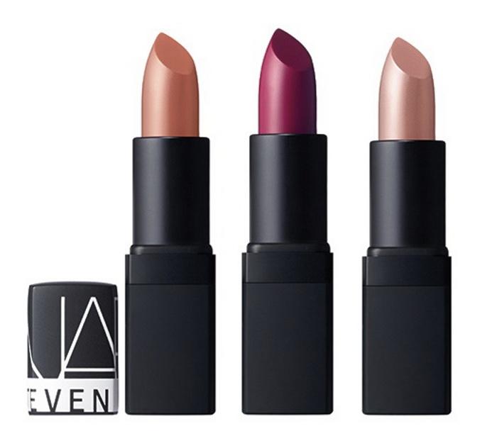 Губная помада-блеск Nars Killer Shine Lipstick в 3 оттенках: