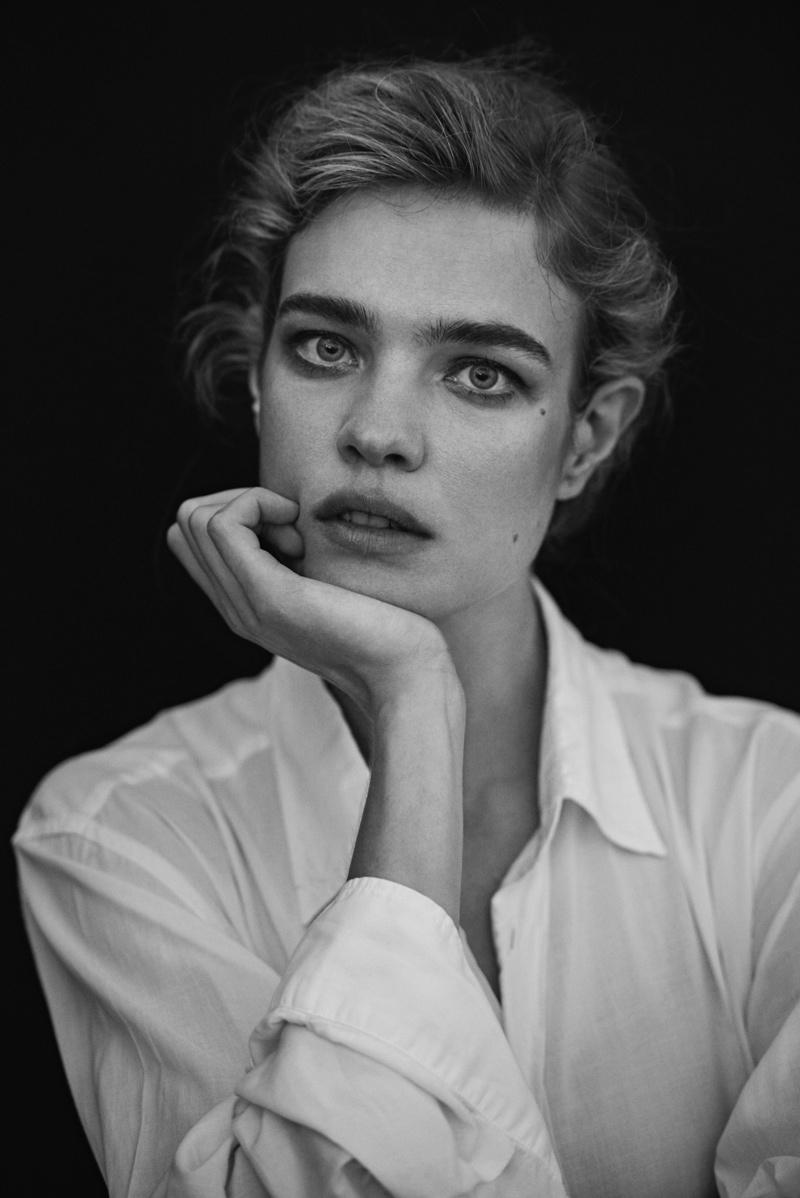 Настоящая: Наталья Водянова снялась в фотосессии для мужского журнала