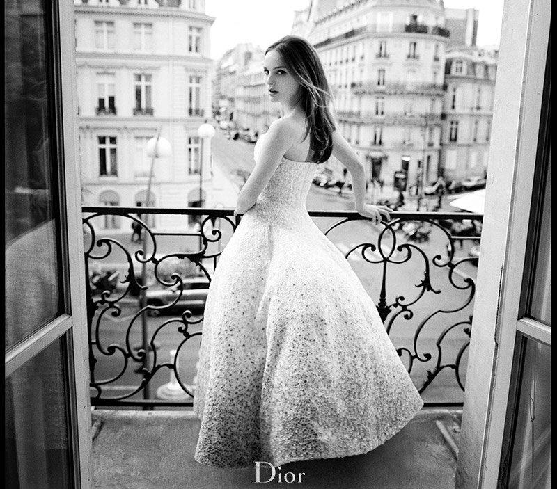 Miss Dior, Натали Портман,