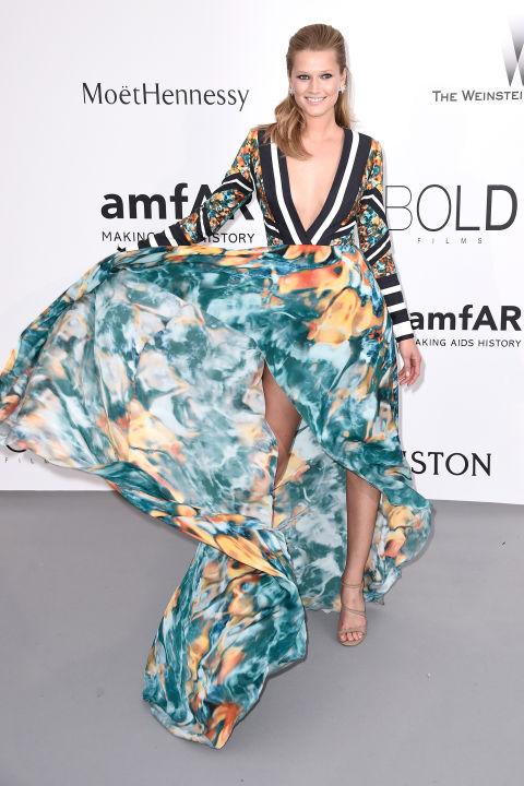 Тони Гаррн в платье от Elie Saab