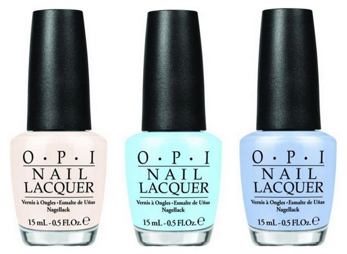 Нежнятина: новая весенняя коллекция лаков Soft Shades Pastel от OPI