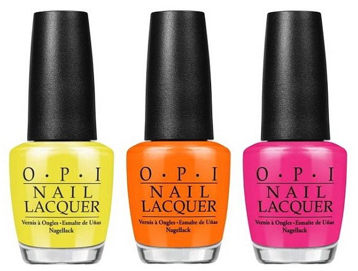 Свет неоновых вывесок: новая коллекция лаков для ногтей лето 2016 Tru Neon от OPI