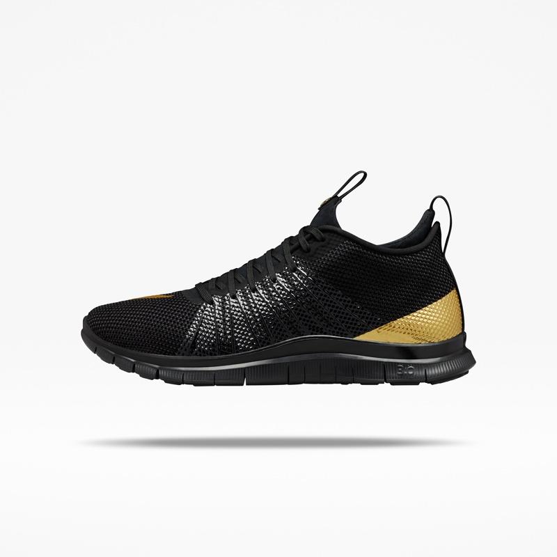Спорт и золото: красавчик Криштиану Роналду представил коллаборацию NikeLab и Оливье Рустена