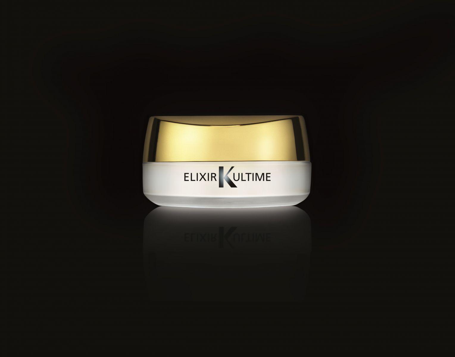 Увлажняющий очищающий шампунь с маслами Elixir Ultime